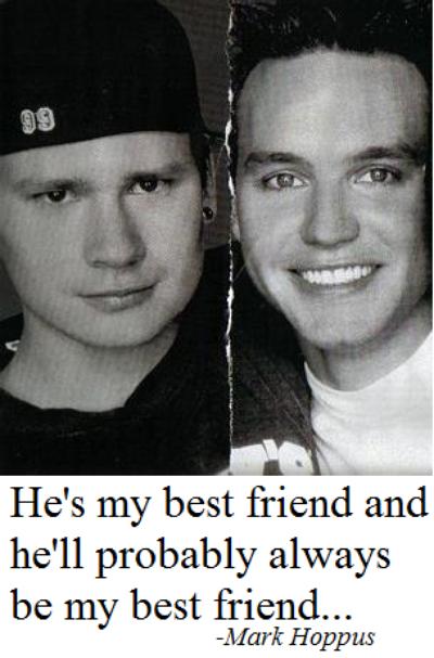 ♥ Tom & Mark ♥