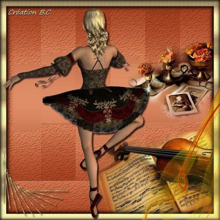 Bonjour à tous et à toutes, aujourd'hui je vous propose un sujet peu abordé, la musique et bien entendu la dance.