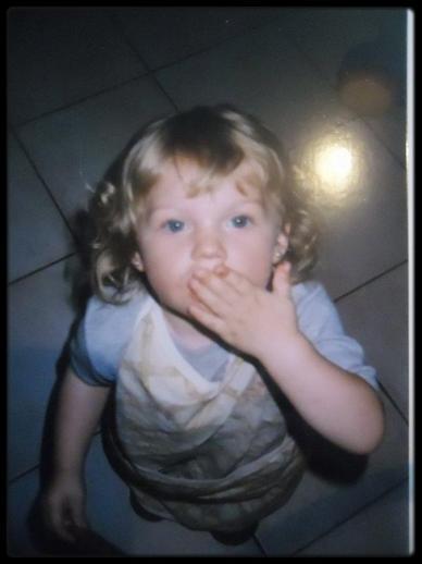 Quand j'étais petite tous étais si bien.. <3