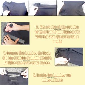 Article 47 : DIY : Couper un T-shirt
