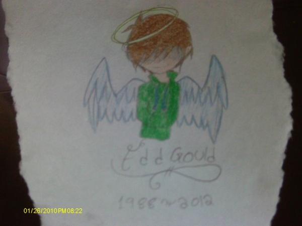 (Article et Dessin spécial) Rest in Peace, sweet angel <3