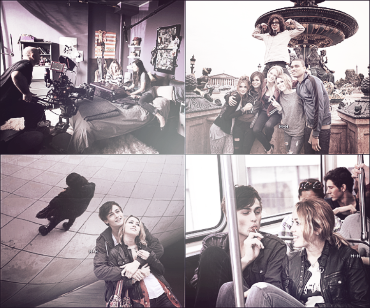 Découvrez les dernières photos promotionnelles de LOL où apparait Miley.