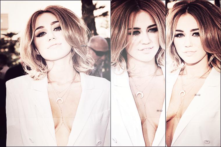 20/05/12 : Miley sur le tapis rouge du Billboard Music Awards à Las Vegas.