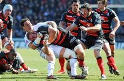 Toulouse 34 - 27 Castres