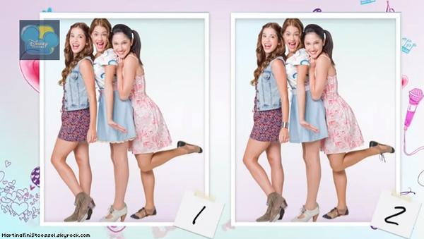 Découvrez la première photo promotionnelle de « Violetta » saison 2.