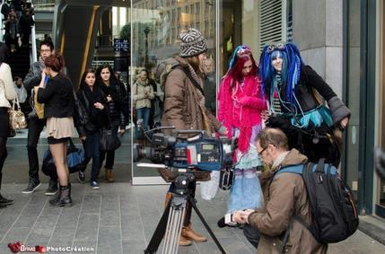 Reportage : du magazine Images à l'appui  sur RTL-TVI