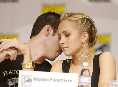 #_Hayden Panettiere et Milo Ventimiglia : coup de foudre chez les «Heroes » ! _#