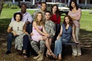 Série : American Wives