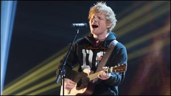 Ed au X Factor UK