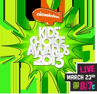 Ed nominé aux Kid's Choice Awards 2013