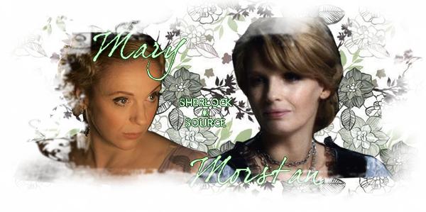Mary Morstan Watson, l'épouse sans passé