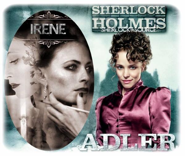 Irene Adler, La Femme