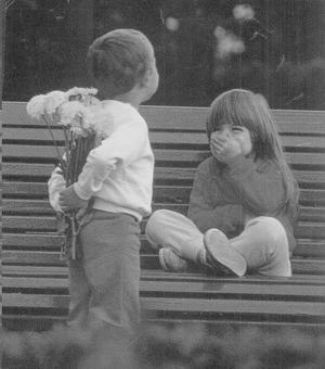 Il n'y avait rien à expliquer, c'etait l'amour.