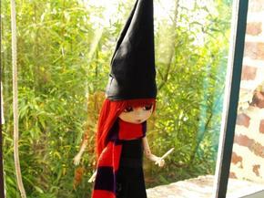 Petite Fan d'Harry Potter!