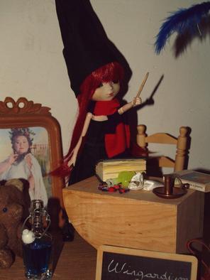 Concours DollFashion + costumes pour ce concours + bonus concours HP