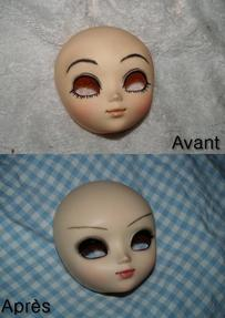 New Make up Ai Enma ! ♥
