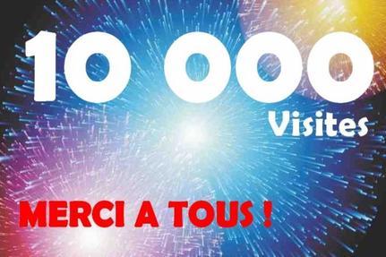 10 000 MERCI !!!