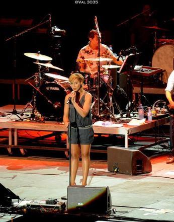Concert France Bleu aux arènes de Nîmes