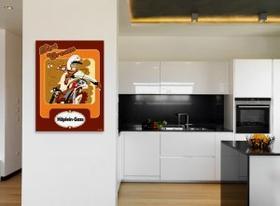 DÉCO D'INTÉRIEUR : toiles, posters et cartes postales