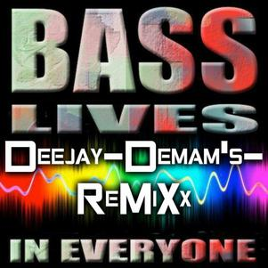 Vol 1 / Deejay-Demam's-ReMiXx Denisa-M-ai iertat mereu Reggae Bass Mix (2013)