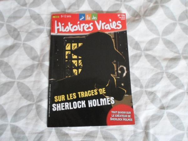 '' Histoires Vrais '' sur Sherlock