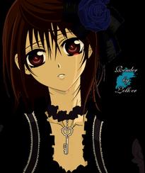 """Yuuki Cross Membre de la """" Day Class """" Vampire de Sang pur"""