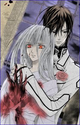 Shizuka Hio Vampire de Sang Pur !