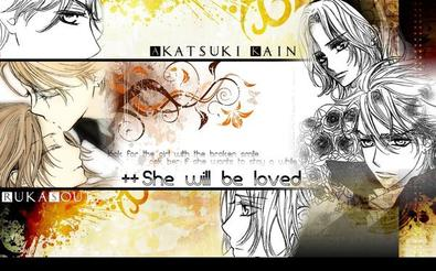 Kain Akatsuki  Vampire '' She Will Be Loved ''