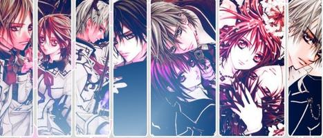 Vampire Knight Guilty !!