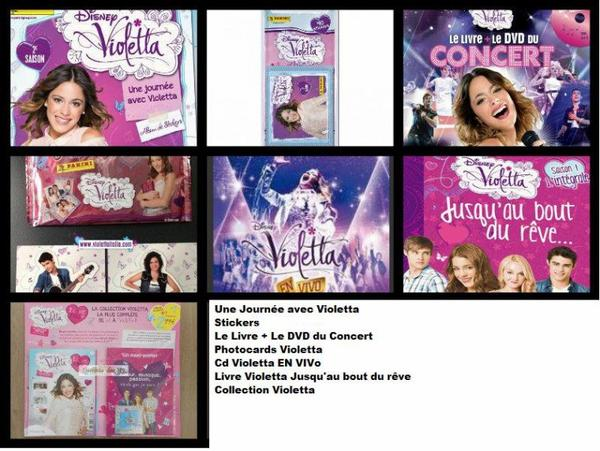 Ma Collection Personnelle Violetta