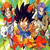 Illustration de 'Dragon Ball GT'