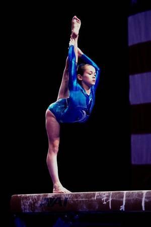- Secret US Classic & P&G championships 2013 -