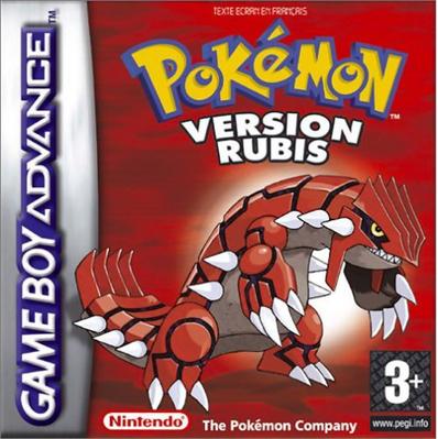 2002: Arc 3, Pokemon Version Rubis et Saphir