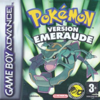 2004 : Arc 3 Pokémon Emeraude.