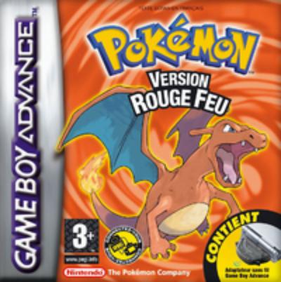 Arc 1 ( Le retour en force) 2004: Pokemon Rouge Feu et Vert Feuille