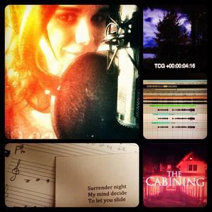2013 May 15  - Cette semaine sur l'Instagram de Melissa Mars