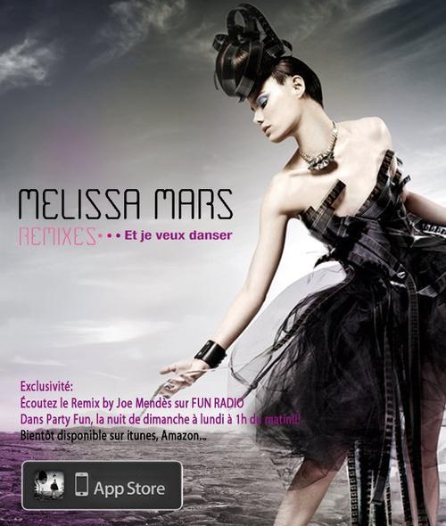 2011 Jun 24 - Remixes Et je veux danser sur FUN RADIO