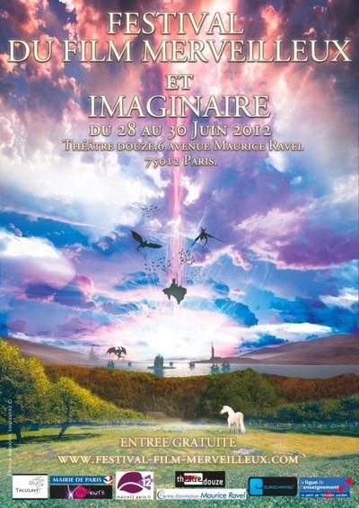 2012 Jun 25 - Melissa Mars sera jury au Festival du film merveilleux