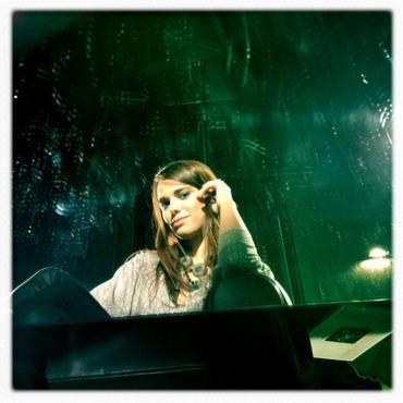 2012 Dec 17 - Le planning promo de Melissa Mars