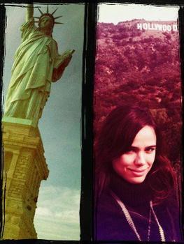 2011 Dec 10 - Melissa Mars in the USA...