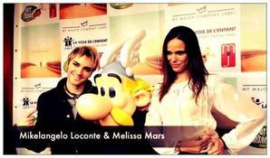 2012 Nov 19  - Comme Melissa Mars, participez au projet des Voix De l'Enfant
