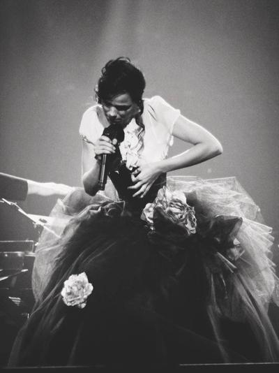 "2013 June 15 - Souvenir de ""Mozart l'Opera Rock le concert"" en Russie"