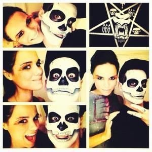 2013 November 17 - Cette semaine sur l'Instagram de Melissa Mars
