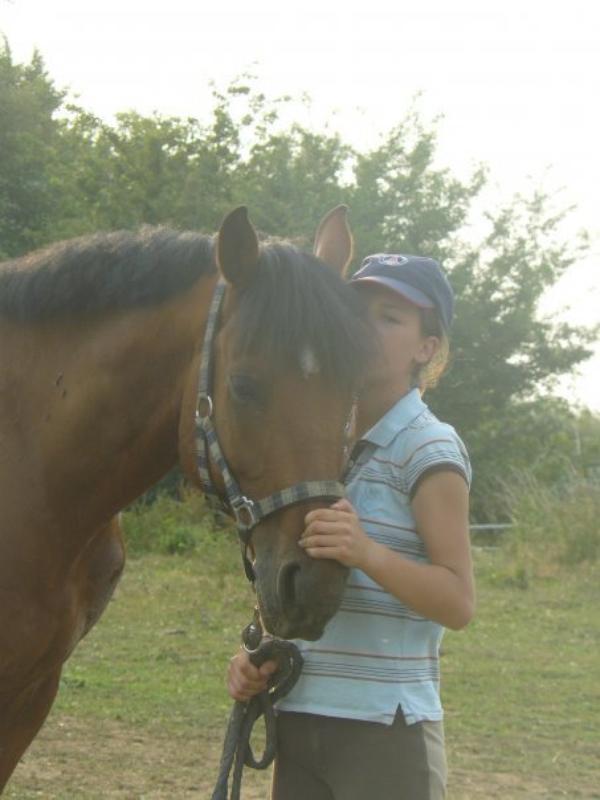 On recommence tout depuis le debut, mon poney ♥.