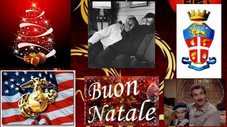 Joyeux Noël - Buon Natale a tutti :)