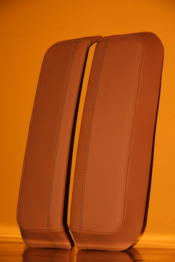 En nouveauté- Les garnitures de vide-poches avant