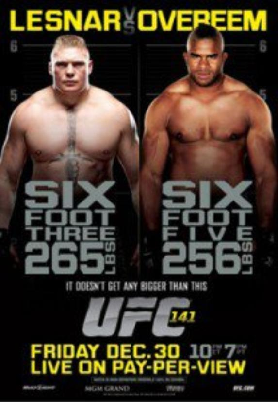 ufc 140 141 SUITE DES EVENTS EN REPLAY