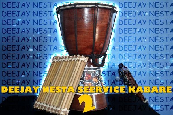 Dj Nesta_Service Kabaré 2 Megamix 20déc (2014)