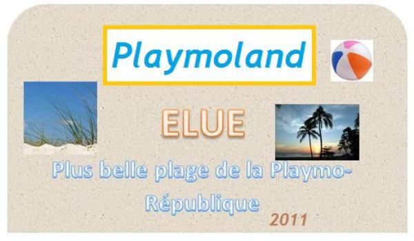 Bienvenue a Playmoland