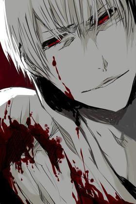 Gin Ichimaru →                                                                         by http://federation-mangas.skyrock.com/